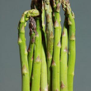 green asparagus, asparagus, green
